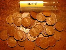 1929-S  LINCOLN WHEAT CENT #12