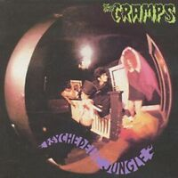The Cramps - Psychédélique Jungle Neuf CD