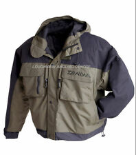 Daiwa tournament black gore tex performance shell jacket