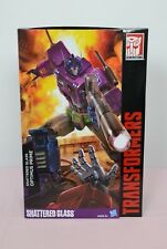 Transformers Masterpiece Shattered Glass Optimus Prime Hasbro New