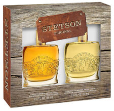 Stetson Original Collectors Edition Cologne & Aftershave - Gift Set of 2