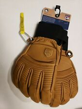 New listing Hestra Fall Line 2021 Leather Snowboard Ski Gloves Cork Mens Unisex Large 9 $160