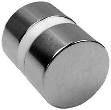 """1"""" x 1/2"""" Disc - Neodymium Rare Earth Magnet, Grade N48"""