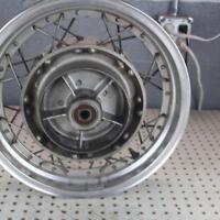 1986 1987 Honda Rebel 450 Rear Back Wheel Rim   42601-mm2-670  42701-mm2-671