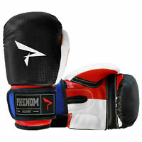 Men Boxing Gloves Phenom Sparring Training MMA Kick Boxing Punching Gloves R