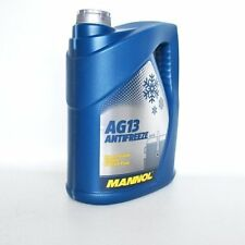LONGLIFE 5L GREEN ANTIFREEZE SUMMER - WINTER COOLANT CONCENTRATE 5 LITRE AG13