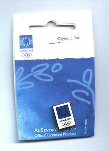 Athens 2004 Olympic Games logo pin made Efsimon Greece