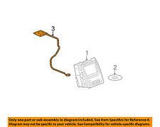 GM OEM Navigation System-Antenna 25918632
