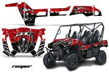 AMR Racing Kawasaki Teryx 800 4 Door Graphic Decal Kit UTV Part 13-15 REAPER RED