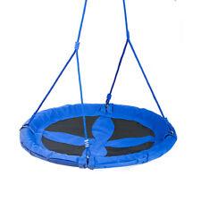 Swing Children Swing Set 40 Inch Saucer Tree Swing Seat Height Adjustable Rope