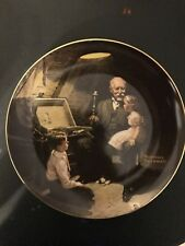 Collector Plates / Norman Rockwell / Knowles / Elpco