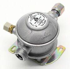 30MB SIDE INLET BULKHEAD GAS REGULATOR 8MM FOR CAMPERVAN, CARAVAN, VW T4 T5 T6