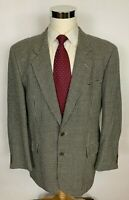 Hugo Boss Men's Corleone Houndstooth 2 Button Wool Blazer Sport Coat 42R Germany