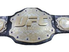 UFC Ultimate Fighting Championship Replica Belt.Dual plated adult