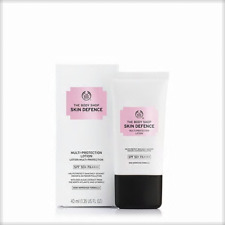 The Body Shop Skin Defence Multi-Protection Lotion SPF 50 Brand New 40ml
