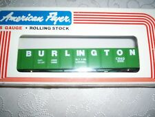 American Flyer #9300 Burlington Northern Gondola Car