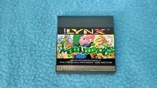 Atari Lynx Game Lemmings cartridge only RARE GAME
