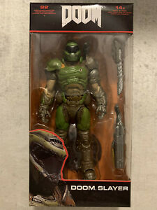 "McFarlane Toys 7"" Doom Slayer Space Marine Action Figure"