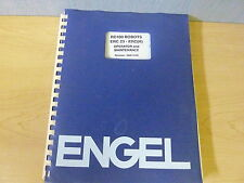 Engel RC100 Robots ERC23-83C(H) Operator and Maintenance Manual (11956)
