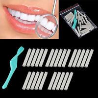 Whiten Teeth Dental Peeling Stick With 25Pcs Eraser Brush Pen Oral Care  ^P
