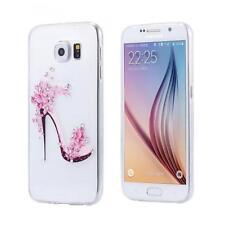 Ecence Samsung Galaxy S4 Mini I9190 I9195 I9192 Duos Slim TPU Case Strass (j9g)