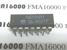 NE592N  DIP14 MOTOROLA