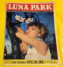 LUNA PARK 1964 n. 21 Mylene Demongeot, Elvis Presley