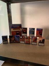 Marlboro Country specials Collection,10 pacchetti Vuoti Da Collezione