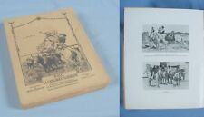 La CAMARGUE GARDIANE, par D'ELLY / Delaveau éditeur en P. É de 1938
