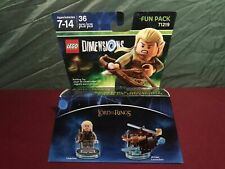 Lego Dimensions Lord Of The Rings Fun Pack 71219 Legolas