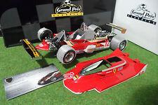F1 FERRARI 312 T4 #12 Winner GP South Africa 1979 Villeneuve au 1/18 EXOTO 97071