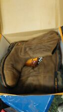 Timberland Pro Men Ag Boss Square Alloy Safety Toe Waterproof Pull-On Boots