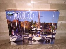 LAKE SUPERIOR HARBOR WISCONSIN 1000 PC JIGSAW PUZZLE NEW
