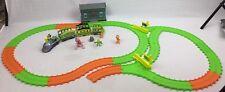 DINOSAUR TRAIN DINO TRACK ADVENTURE Motorized Train Station Playset w/ Figures +