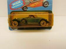 Hot Wheels Rolls-royce Phantom II Foreign #3290 NRFP 1986 Blue WW 1 64