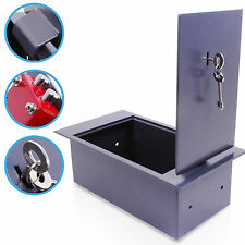 HEAVY DUTY HIDDEN SECURITY KEY FLOOR BOARD WALL CARPET UNDERFLOOR HOME KEY SAFE