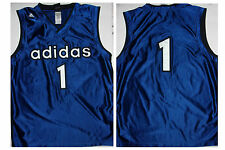 JERSEY MAILLOT BASKET ADIDAS N°1 / TAILLE XL