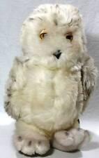 Vintage DAKIN Snowy Owl Plush Stuffed Animal with TAGS 1981