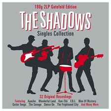 The Shadows - Singles Collection (2LP Gatefold On 180g Vinyl) NEW/SEALED