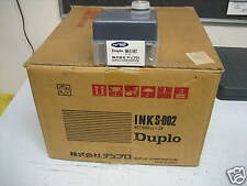 Duplo Digital Duplicator Ink (S-004 Purple)