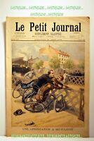 Heldinnen Der Frankreich Mll Prall / Denial A Fahrradsattel 1896 Ptjournal Nr.