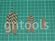 30PC INGENIEROS BROCAS HSS Herramientas de garaje modelo Artesanal Joyeros Maker 1,2 y 3mm