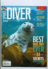 2011 Sport Diver Magazine: Best Dive Tips/Secrets from the Pros/New Zealand
