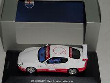 1/43 IXO Maserati Grand Sport Troffeo Presentation