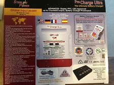Sterling Power Pro Charge Ultra - 12 Volt, 40 Amp Marine Battery Charger Pcu1240