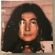"Yoko Ono ‎ ""Fly"" Original Vinyl USA 1971 Perfect with mint poster !"