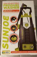 Sun Joe SPX2598P-MAX Electric Pressure Washer 2000 PSI, Foam Cannon