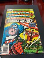 1976 MARVEL COMICS CAPTAIN AMERICA #200