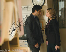 Cliff Curtis Kim Dickens Fear the Walking Dead Autographed Signed 8x10 Photo COA