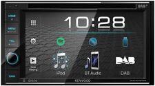 """Kenwood DDX4019DAB Autoradio 2-DIN Bluetooth / DAB+ / 6,2"""" Touchscreen"""